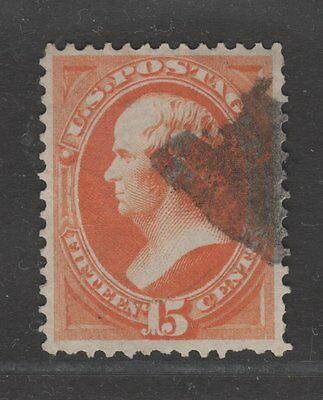 USA USED STAMPS scott 152 $220 80 0317