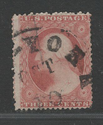 USA USED STAMPS scott 26 556 0317