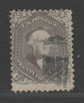 USA USED STAMPS scott 78c $350 175 0317