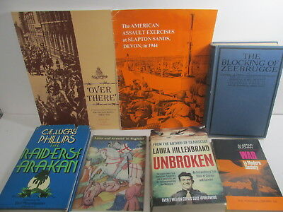 War, Military History themed books x26 titles includes War In Pictures 6 vol set