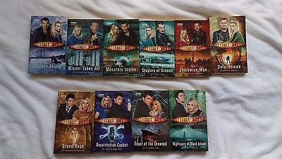 The Doctor Who Collection - 10 Paperback Novels