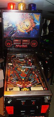 F-14 Tomcat, Very Nice Pinball Machine
