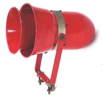 Sentry Siren Us Audible Signal Siren Industrial Emergency Safety Ship Boat Yacht