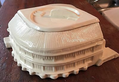 San Francisco Davies Symphony Hall shaped Cookie Jar