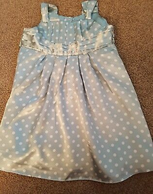 Monsoon baby girl dress age 6-12 months