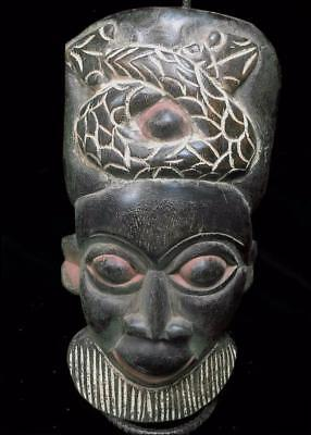 Outstanding  Tribal Bamum      Mask       ---  Cameroon
