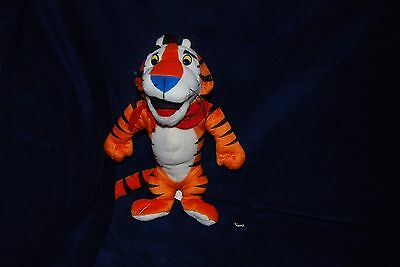 Tony The Tiger Plush Stuffed Animal 1993 Kelloggs Frosted Flakes