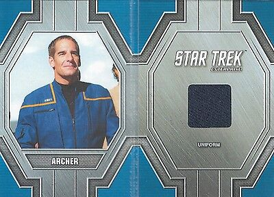 Star Trek Archer Fold Out 50th Anniversary Relic Card