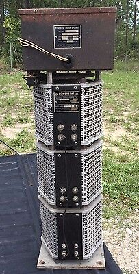 Vintage Powerstat Motor Operator and Line Corrector Superior Electric Company