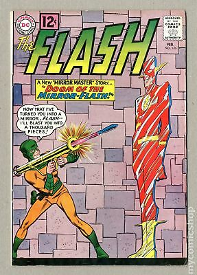 Flash (1959 1st Series DC) #126 VG/FN 5.0