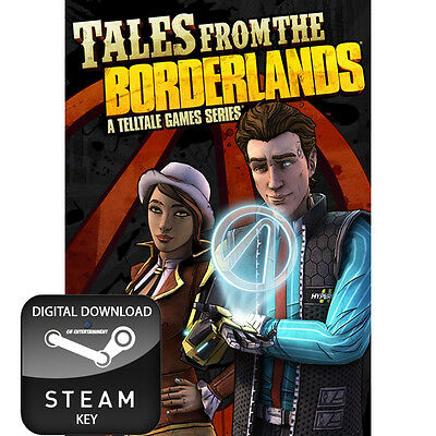Tales From The Borderlands Pc And Mac Steam Key