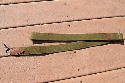 Early First Type Russian AK-47 Rifle Sling 1951 Date Unissued Soviet AK SKS