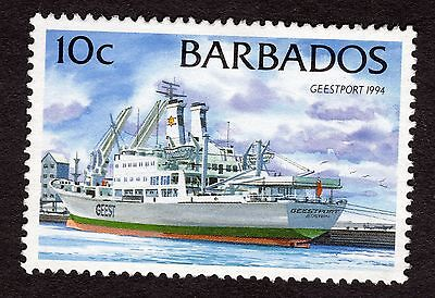 1994 Barbados 10c Geestport 1994 SG1076 FINE USED R32355
