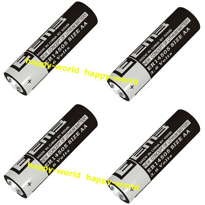 1 x 3.6V 2400mAh ER14505 ER14505H AA Battery Non-rechargeable Energy Type