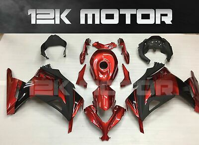 Fairings Set Kit KAWASAKI NINJA300 NINJA 300 2012 2013 2014 2015 2016 2017 112