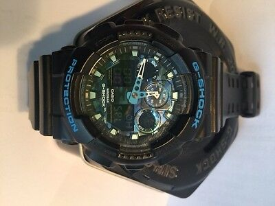 Casio G SHOCK Protection watch