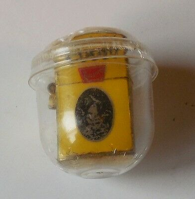 Vintage Coors Gumball Prize Lighter Still in Plastic Ball