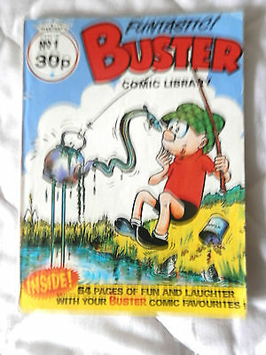 BUSTER comic library No 1 (1984)