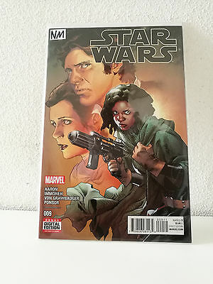 Star Wars #9 NM (2015) 1st Print