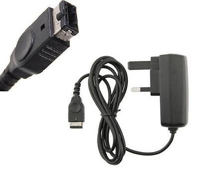 Mains charger for NINTENDO DS AND GAME BOY ADVANCE GBA SP-NDS CE APPROVED UK