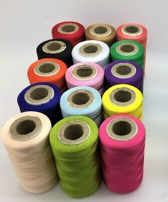25 Spools Set Sewing Machine Silk Embroidery Threads BROTHER JANOME GUTERMAN