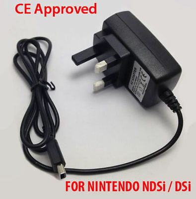 NINTENDO 3DS, DSi, DSi XL, 3DS XL GAME CHARGER UK with free p&p