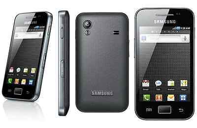 **offer** New Samsung Galaxy Ace 3G Lte Black Mobile Phone Unlocked Uk