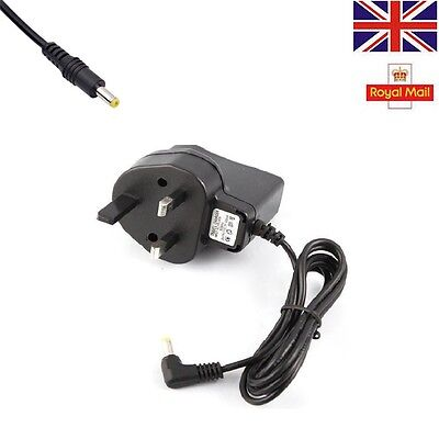 New 3 Pin UK Home Wall Mains Plug Charger for SONY PSP 1003, 2003, 3003 Console