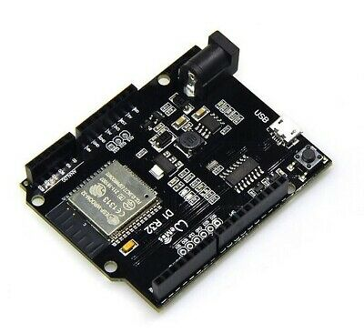 Wemos TTgo D1 R32 ESP32 WiFi Bluetooth 32Mb 4MB Flash UNO Dual Core