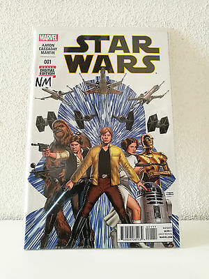 Star Wars #1 NM (2015) 1st Print