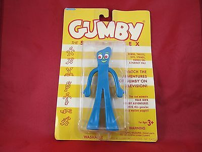 Gumby the Superflex by Trendmasters MOC