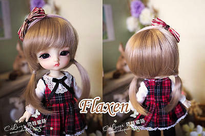 New Bjd Hair Wig 4-5 Inch From Evali905 (Etsy)