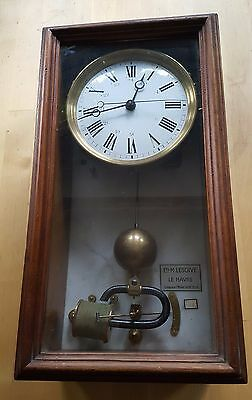 Brillie French Electric Master Clock (not Synchronome or Gents)