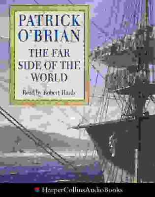 The Far Side of the World, Audio Book, Good Condition, Patrick O'Brian