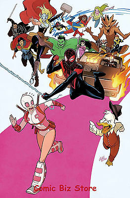 Gwenpool #18 (2017) 1St Printing Bagged & Boarded