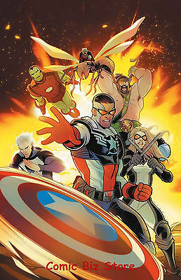 Captain America Sam Wilson #24 (2017) 1St Printing Secret Empire Tie-In