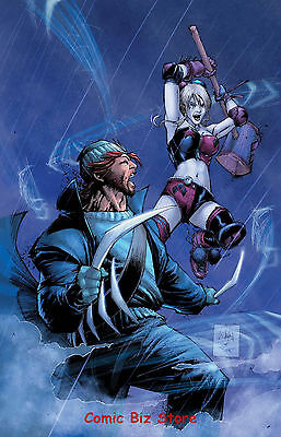 Suicide Squad #22 (2017) 1St Printing Variant Cover Dc Universe Rebirth