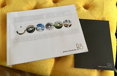 bang and olufsen catalogue price list 2005 2006 4. Black Bedroom Furniture Sets. Home Design Ideas