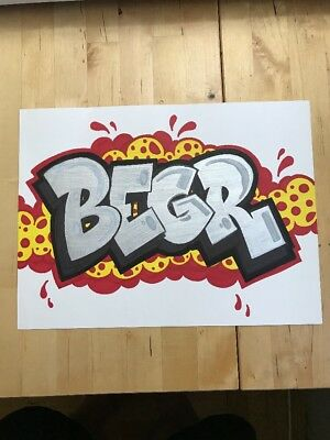BEGR Graffiti BlackBook Drawing MSK Rime Barry McGee Obey Streetart