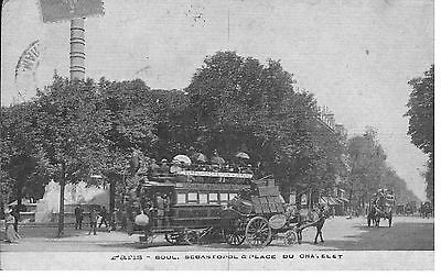 Carte Postale Postal Card 1900 Paris - Collectionneur Cp004