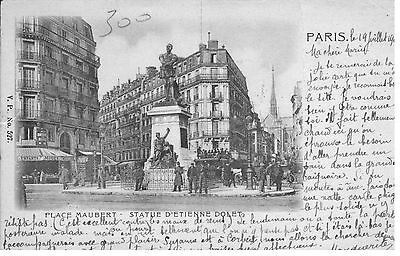 Carte Postale Postal Card 1900 Paris - Collectionneur Cp005