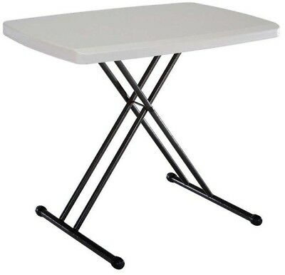 30 x 20 in. Personal Small Folding Utility Table Tables Computer Work Portable