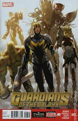 Guardians of the Galaxy (2013 3rd Series) #7A VG LOW GRADE