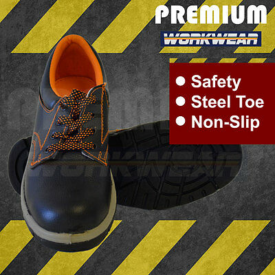 Work Boots Metal Toe Safety Boots workboots steel cap work boots Anti Slip Boots