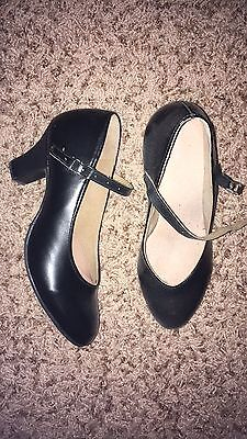 Dance Now Black Character Shoes size 5