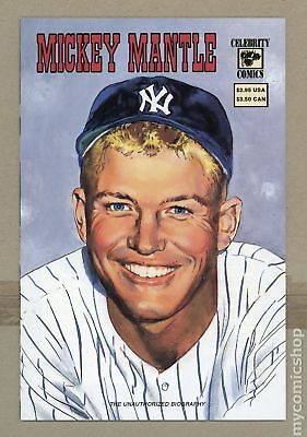 Mickey Mantle (1992 Personality Comics) #1-1ST FN/VF 7.0