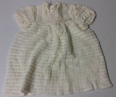 Vintage Sears Baby Sweater Dress
