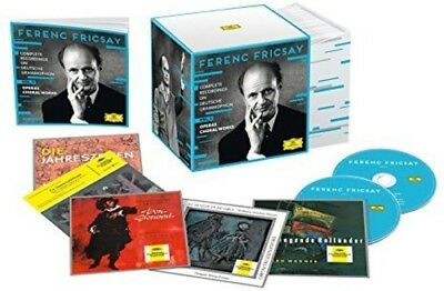 Ferenc Fricsay - Complete Recordings on Deutsche Grammophon Vol 2 [New CD] Ltd E