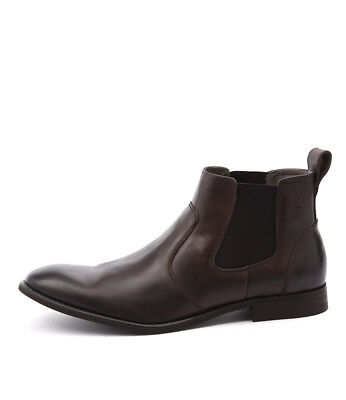 New Julius Marlow Harry Brown Mens Shoes Dress Boots Ankle
