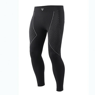Dainese D-Core Thermo LL Black / Anthracite Moto Base Layer Trouser | All Sizes